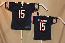 BRANDON MARSHALL Chicago Bears  NIKE  Game JERSEY Youth Large  NWT $70 retail bl