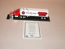 Red Dog Ford Aeromax 2nd In Series Matchbox Collectibles 1997 Diecast Mint