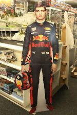 Cardboard Figurine Max Verstappen Red Bull Racing (height 174 cm) type 5 (AK)