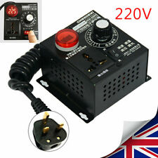 AC 220V 4000W Variable Voltage Regulator Motor Speed Fan Control Control T mf MO
