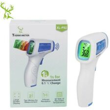 Thermometer Infrared Forehead Non Contact For Adults Kids Baby 3in1 Digital Lcd