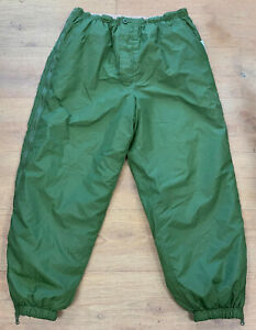 British Army Reversible Thermal Trousers