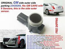 OEM GM Side Parking Aid Backup Back Up Sensor (dark red) 23428269