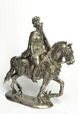 Soldado De Plomo Juguete, Praetorian decurio, en el caballo, Coleccionable, rara, Regalo, na