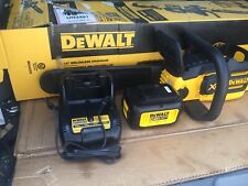DEWALT DCCS690M1 16 in. 40-Volt MAX Lithium-Ion Cordless Brushless Chainsaw