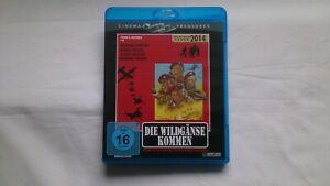 Blu-ray Die Wildgänse kommen uncut Roger Moore, Hardy Krüger Richard Burton