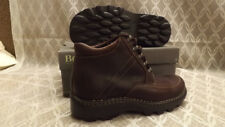 """Born """"HAWK"""" Casual Hiking/Ankle Brown Leather Boots/Shoes NIB sz 11.5 M/W Chukka"""