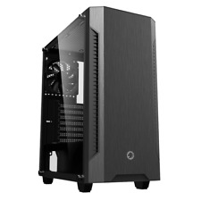 GameMax ATX Mid Tower A362 Fortress Gaming PC Desktop Computer Case