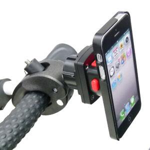 Robuste Claw Chariot de Golf Support & Tigra Fitclic Étui Pour Iphone Se