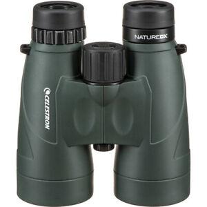 Celestron 12 x 56 Nature DX Roof Prism Waterproof Binoculars  #71336  (UK)  BNIB