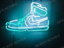 "New Boot Sneakers Sport Neon Light Sign Lamp Beer Bar Acrylic 14"""