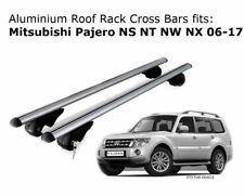 Aluminium Roof Rack Cross Bars fits Mitsubishi Pajero NS NT NW NX 2006-2018