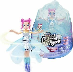 Hatchimals Pixies Crystal Flyers Starlight Idol Magical Flying Pixie Toy