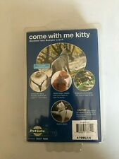 Come with me Kitty, Harness and Bungee Leash for cats, PetSafe, red / cranberry