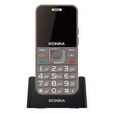 Konka U6 Mocca 3g Triband Unlocked Mobile Phone