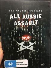 Wakeboarding - All Aussie Assault region 4 DVD (water sports) * * VERY RARE * *