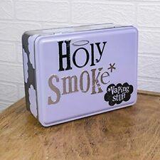 Bright Side Holy Smoke Vaping Stuff Tin - Men`s Gift  Idea - Novelty Vape Tin