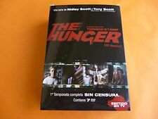 THE HUNGER / El ansia - 1ª Temporada sin censura - Español / English NUEVA
