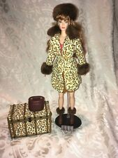 "Elle ""A Walk on the Wild Side"" Collector Series  Doll by Jakks Pacific RARE!"