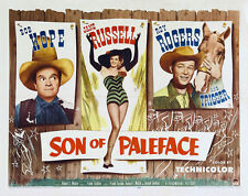 "Son of Paleface Lobby Card Movie Poster Replica 14 x 11"" Photo Print"