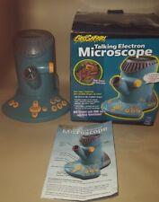 GeoSafari Talking Electron Microscope educational insights