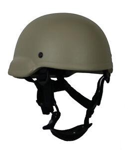 Gefechtshelm Gunfighter Helmet KSK Level 3a Einsatzhelm Schutzhelm mid cut SEK