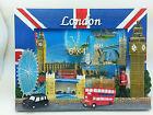 London Icons 3D Photo Frame British England UK Souvenir Gift