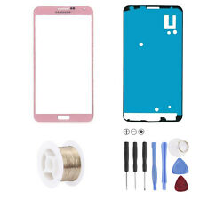 Samsung Galaxy Note 3 N9000 / N9005 Display Glas Touchscreen Front Glass Draht
