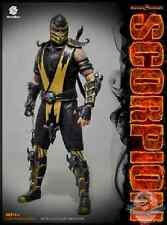 "1/6 Scale ""Mortal Kombat "" Scorpion 12 inch Figure Worldbox"