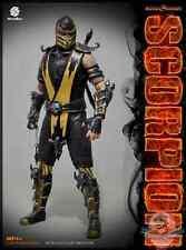 "1/6 Scale ""Mortal Kombat "" Scorpion 12 inch Figure Worldbox"