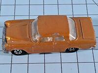 Matchbox  Series No. 46 Mercedes 300 SE Yellow Orange. B14