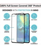 Fits For Huawei P30 Pro 3D Tempered Glass Screen Protector FullGlass Cover e