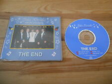 CD Country John Krondes / Jordanaires - The End (4 Song) MCD FUNKY SOUND OF USA