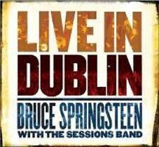 BRUCE SPRINGSTEEN 'LIVE IN DUBLIN' 2 CD DIGIPACK NEW+