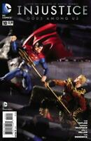 Injustice: Gods Among Us #10 1:10 DC Collectibles Variant