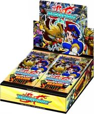 More details for future card buddyfight dragon chief - sealed booster box - bfe-bt01 english