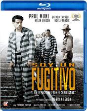 I Am a Fugitive from a Chain Gang NEW Classic Blu-Ray Disc Mervyn LeRoy P. Muni