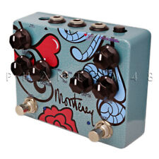Keeley Monterey Workstation Guitar Pedal Multi-Effect and 12 Multi-Graphic Desig