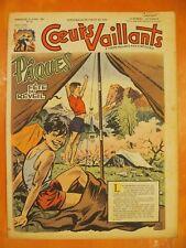 Coeurs Vaillants Numéro 16 du 21/04/1957. Editions OJD