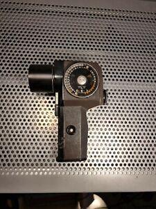 Asahi Pentax Spotmeter. Exposure Meter