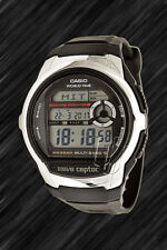 Casio Herren Funk(eu USA Japan) 5bar Wv-m60-1aer