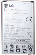LG OEM BL-41a1H battery for  LG Tribute LS660 Boost, Sprint Moblie, Virgin