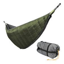 4 Season Waterproof Camping Full Length Hammock Underquilt Lightweight Blanket