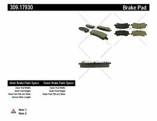 Disc Brake Pad Set-EcoBoost Rear Stoptech 309.17930 fits 2015 Ford Mustang
