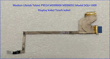 Medion Lifetab Tablet P9514 MD99000 MD98052 Model SQU-1009 Display  Touch Kabel