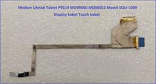 Medion Lifetab Tablet P9514 MD99000 MD98052 Model SQU-1009 Display  Touch Kabel