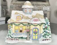 Precious Moments 2003 Christmas Hawthorne Village Memories Antique Shop 78388