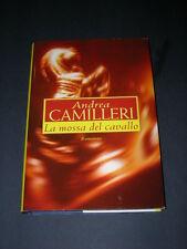 Andrea Camilleri, La Mossa del Cavallo, CARTONATO! OTTIMO!