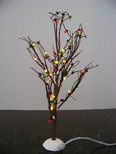 Lighted Christmas Bare Branch Tree - MIB - Dept 56 - Item # 56.53193