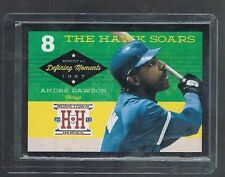 ANDRE DAWSON #DM8 CUBS Defining Moments  Black 2013 Panini Hometown Heroes